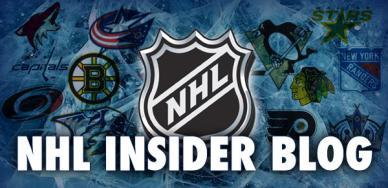 NHL Insider Blog
