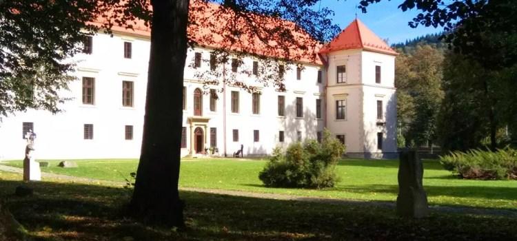 Путешествия с детьми по Польше: Sucha Beskidzka