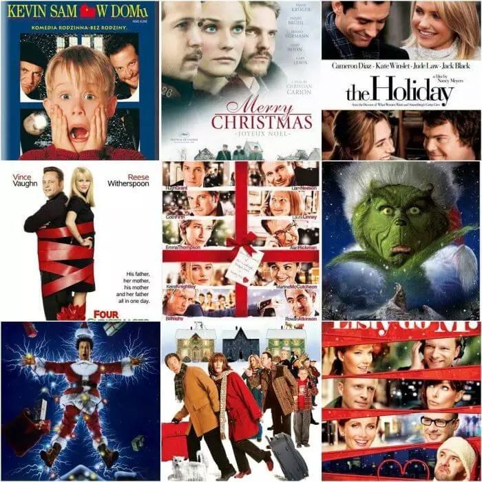 Что смотрят поляки на Рождество