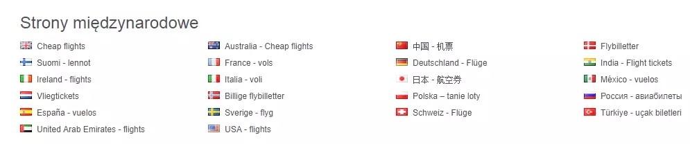 Tanie loty  Bezpłatna wyszukiwarka lotów Skyscanner