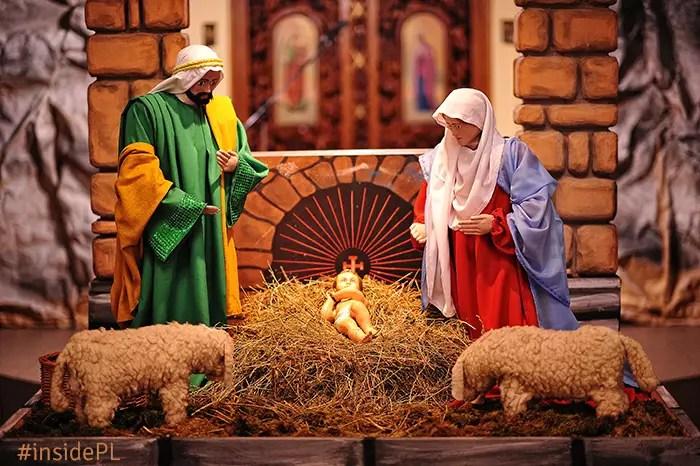 """Рождественская песня """"Cicha noc, święta noc..."""""""