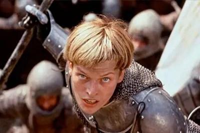«Жанна д'Арк» на польском языке / Joanna d'Arc (1999)