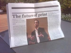 Vanguard Newspaper