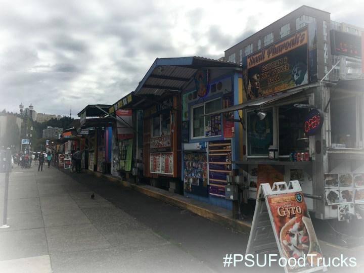 PSU Food Trucks