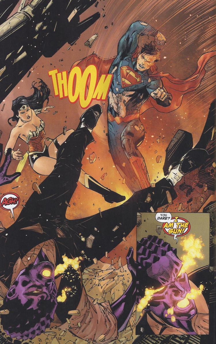 Superman / Wonder Woman #2