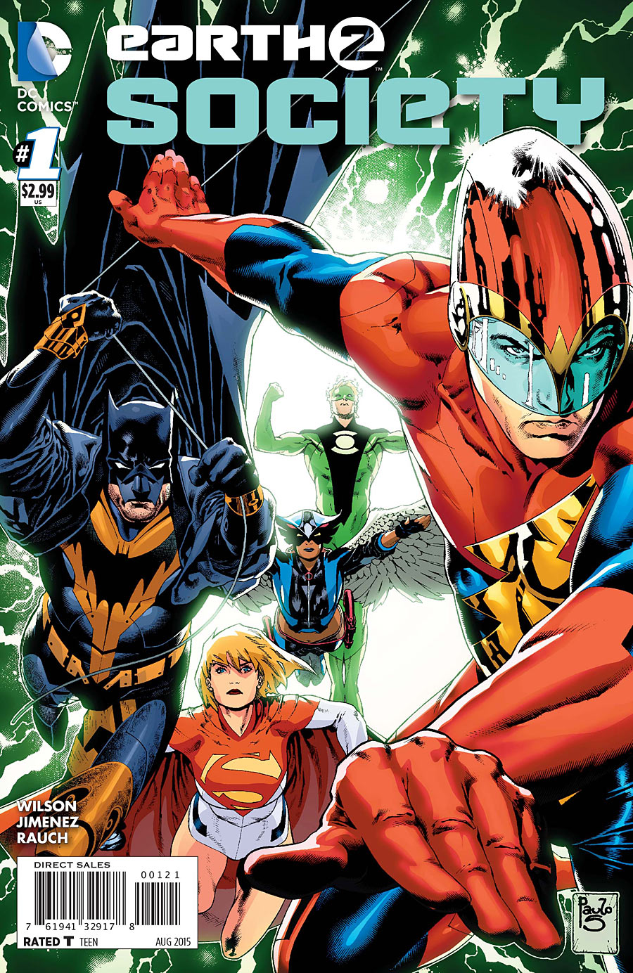 Image result for new Earth-2 series