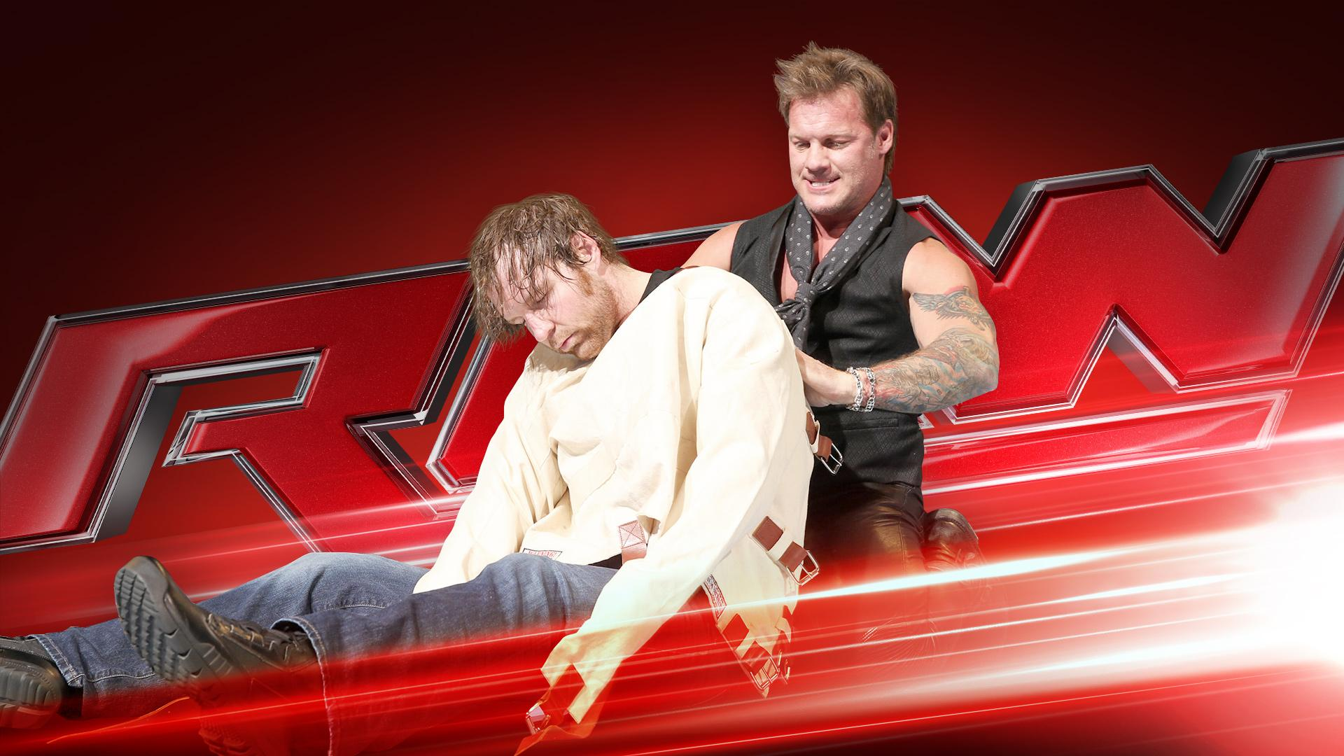 WWE Monday Night Raw Preview For 05162016 Chris Jericho
