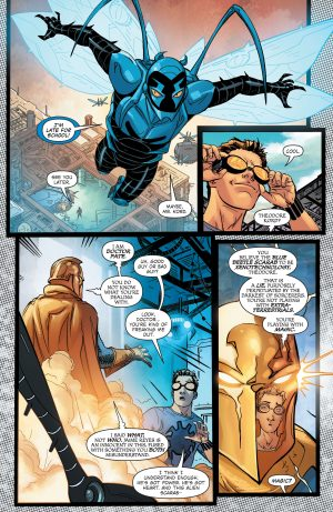 Image result for dr. fate blue beetle rebirth