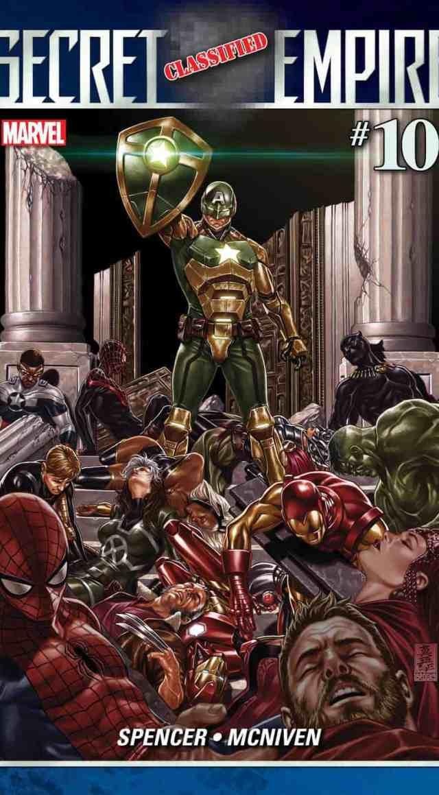 Resultado de imagem para Secret empire 9