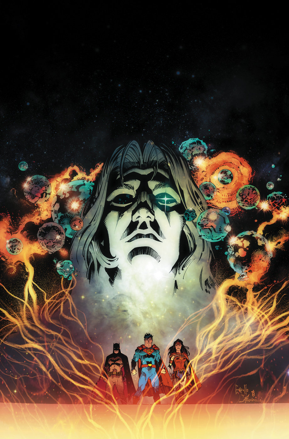 Image result for dc dark nights metal 4 cover