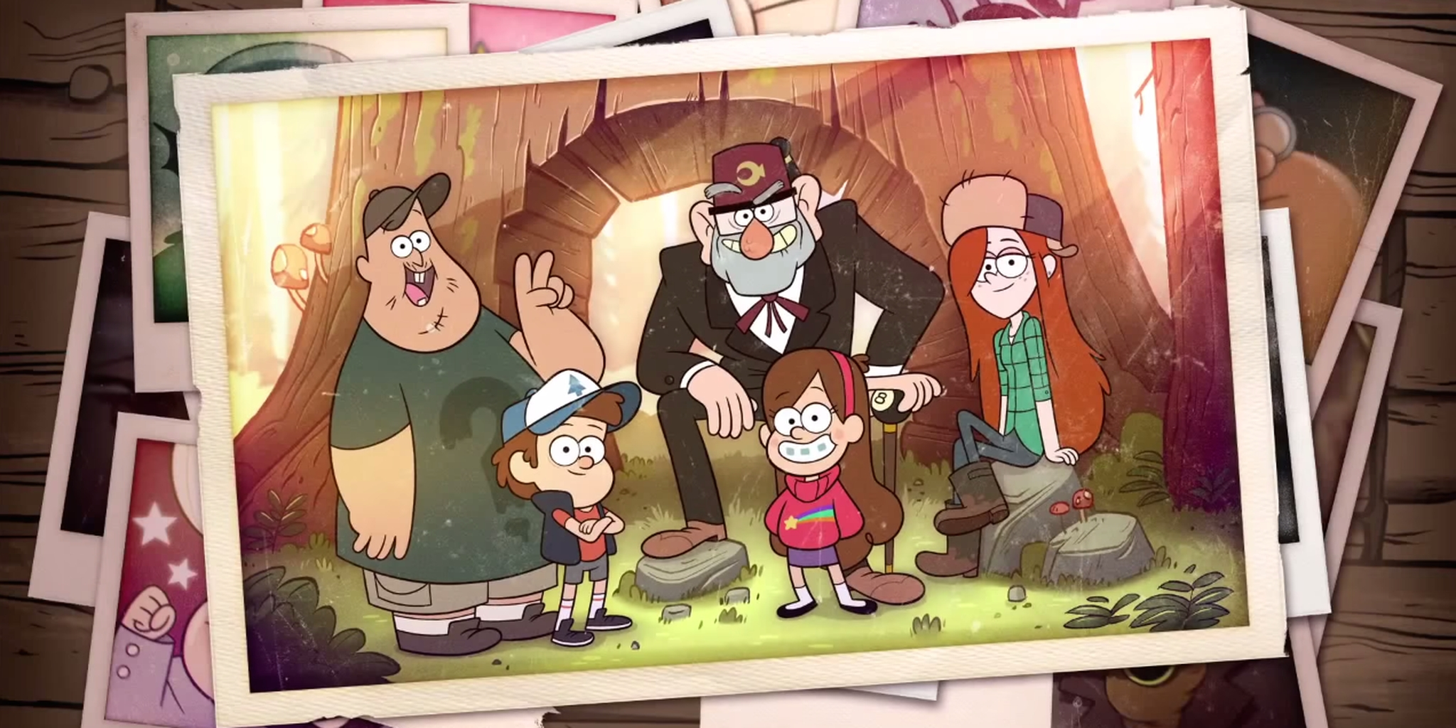 Gravity Falls The Complete Series Drops July 24th