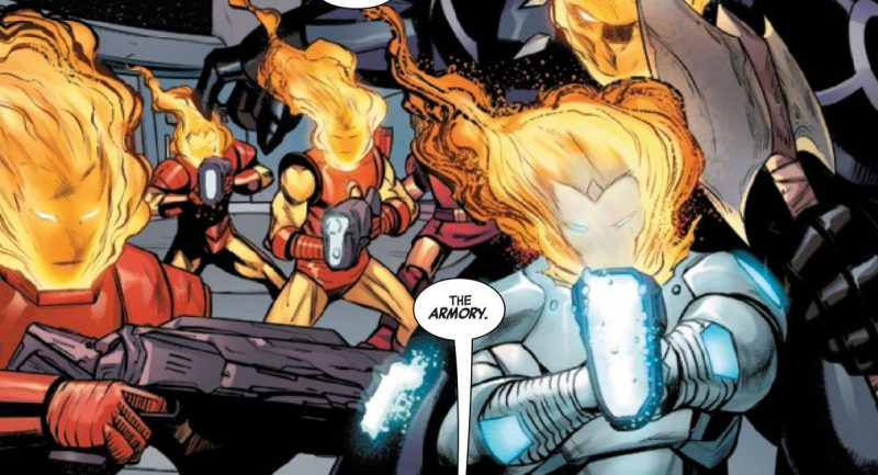 Marvel Comics Universe & Avengers #23 Spoilers: Hell Comes To ...