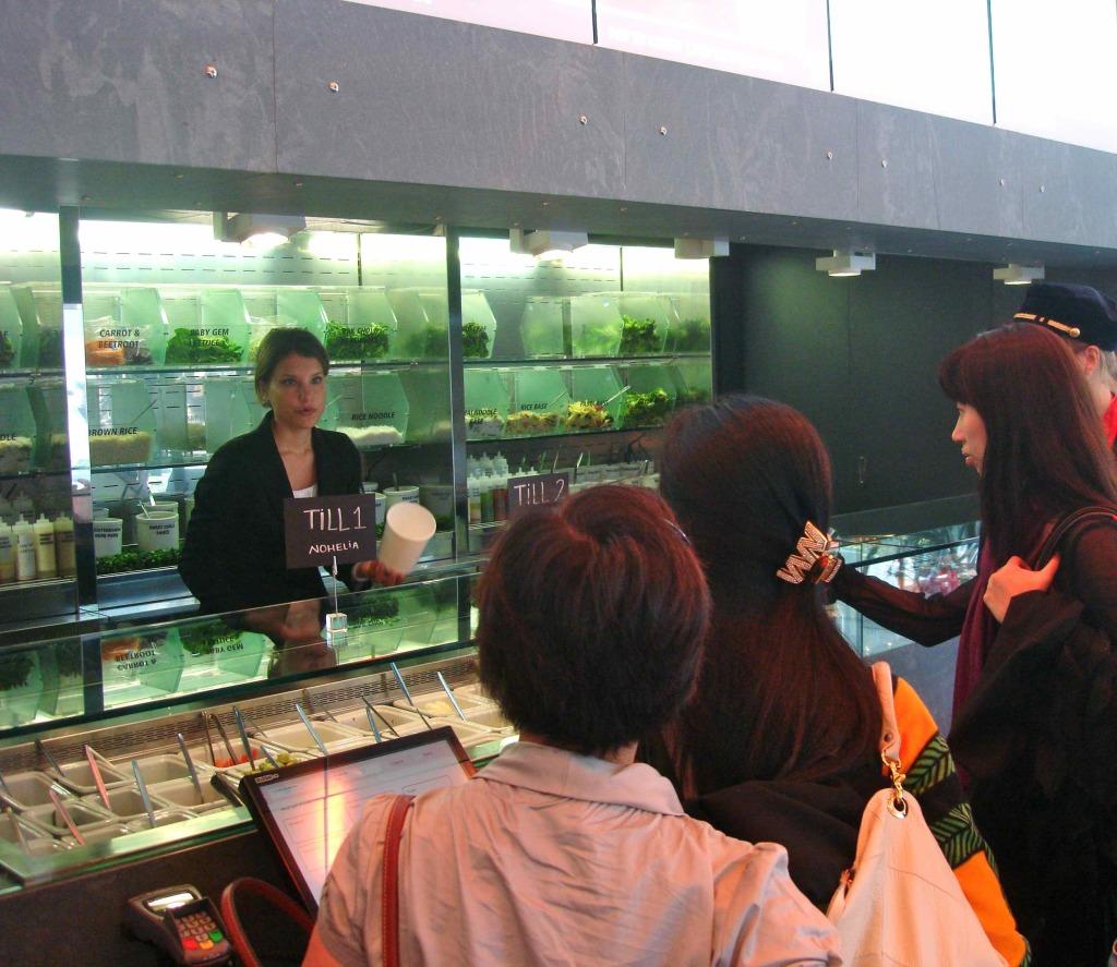 retail trends, retail innovation, bricks mortar, physical store, london store tour, retail safari