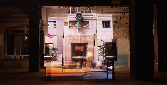retail store design, Tiffany, retail innovation, shop, retail, London, Selfridges