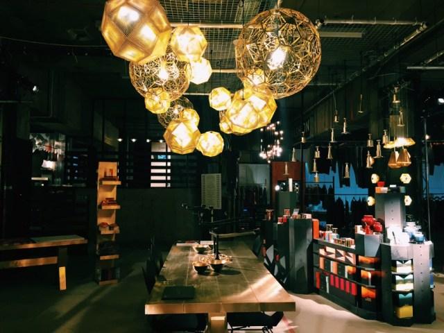Tom Dixon's Multiplex, trend tours, retail trends, pop-ups, retail innovation, London retail trends,