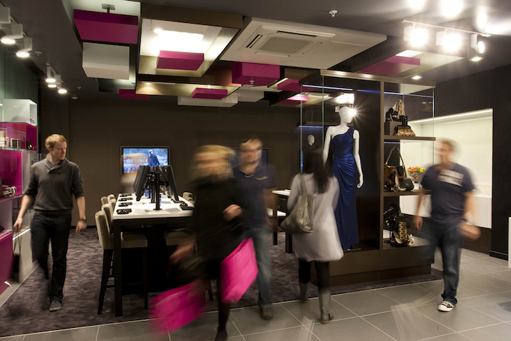 retail trends, retail innovations, retail 2016, omnichannel, iBeacons,