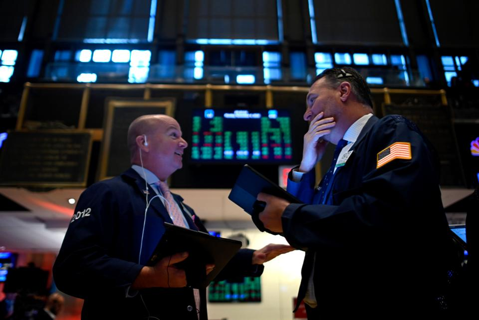 Stock Market Hits Another Record High, As Recession Fears Ease