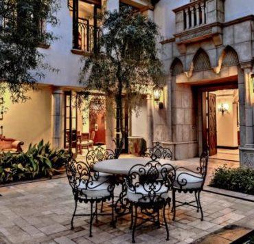 Сільвестр Сталлоне виставив на продаж свій маєток в Каліфорнії