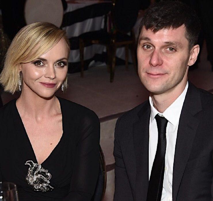 Кристина Риччи разводится с мужем после 7 лет брака