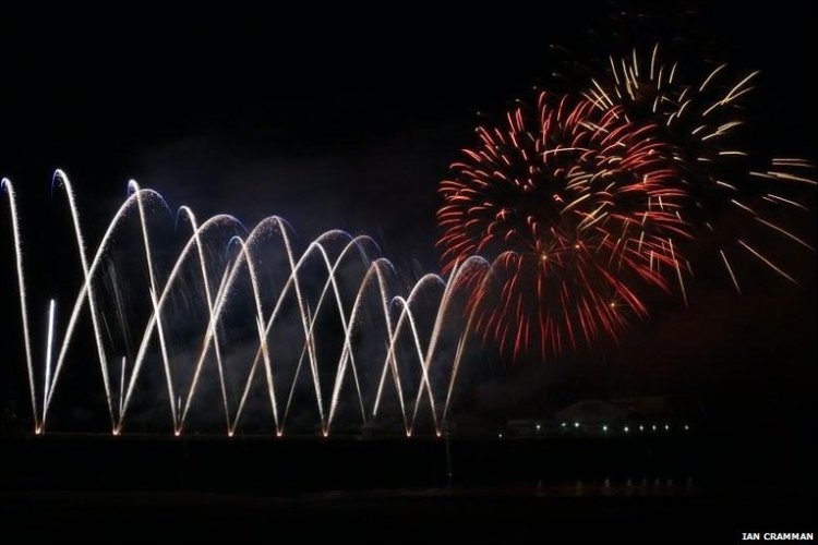 Fireworks championships