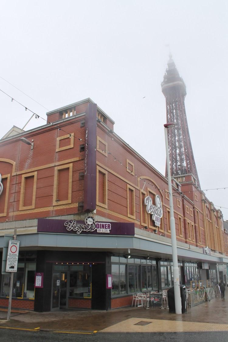 family friendly restaurants in Blackpool