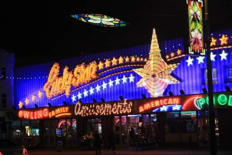Lucy Star - Blackpool pub crawl