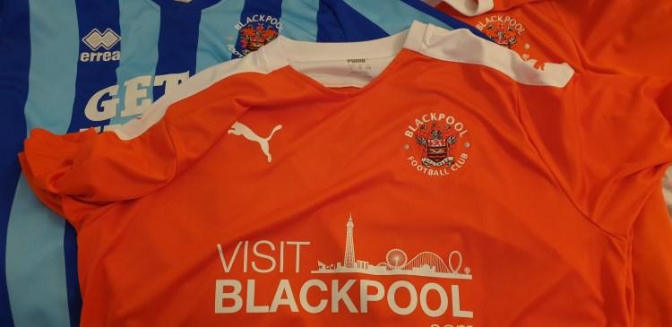 Buy a Blackpool Shirt - Blackpool top tip