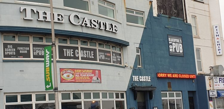 The Castle - stag and hen pubs