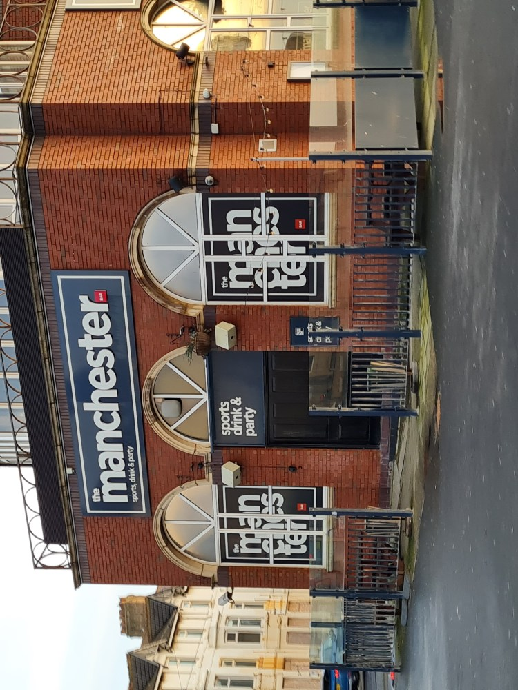 Blackpool pubs - the manchester