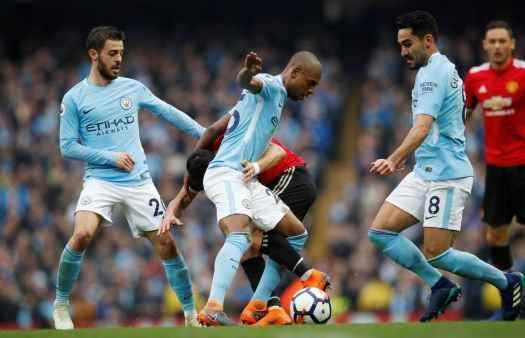 Champions League Manchester City vs Liverpool 10 April ...