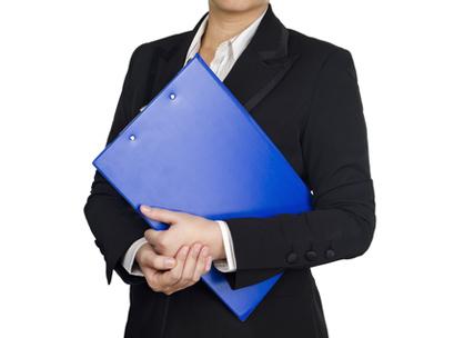meeting, folder, business
