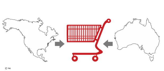 #2-Map-of-US-&-Aust-with-shopping-cart