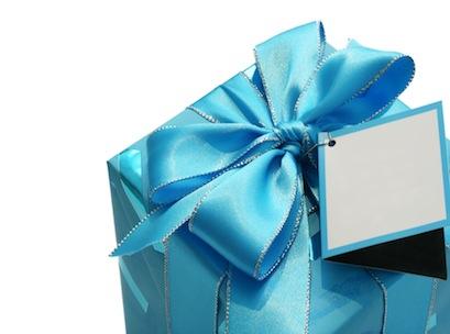 present, gift, christmas