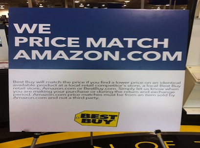 Best Buy Price Match