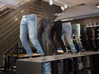 G-Star Raw's uncompromised design
