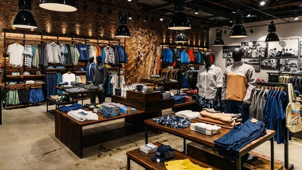 Photo of Patagonia store in Melbourne