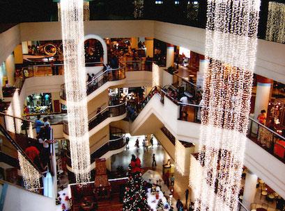 Shopping, Christmas