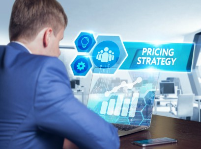 business technology, pricing strategy