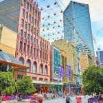 Image of Bourke Street Mall