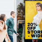 How digital signage can get you back to pre-COVID-19 sales levels