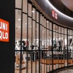 Image of closed Uniqlo store