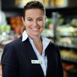 Claire Peters, Woolworths
