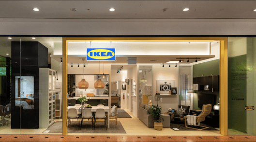 Ikea opens stand-alone planning studio in Singapore