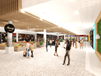 Waverley Gardens launching Super Fresh precinct