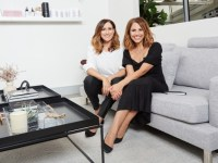 'Head down, bum up': Swiish co-founders talk business, babies and balance