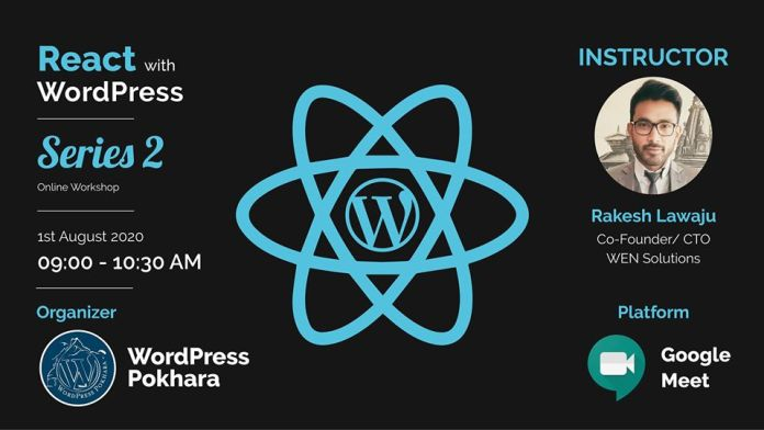 WordPress Pokhara React II