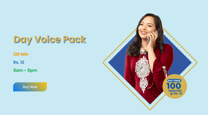 Day Voice Pack : Nepal Telecom Provides Exciting Day Packages