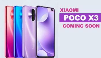 POCO X3 might launch very soon-ig