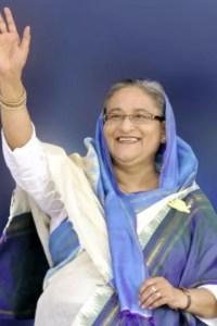 Sheikh Hasina Height and Weight