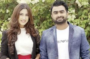 Singer Imran and Safa photo